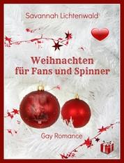 Weihnachten für Fans und Spinner - Gay Romance