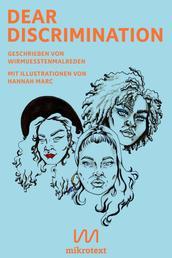 Dear Discrimination - Ein Mitmachbuch zur antirassistischen Weiterbildung