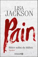 Lisa Jackson: Pain ★★★★