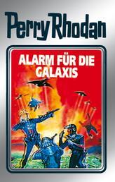 "Perry Rhodan 44: Alarm für die Galaxis (Silberband) - 12. Band des Zyklus ""M 87"""