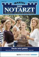 Karin Graf: Der Notarzt 312 - Arztroman ★★★★★