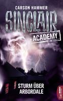 Carson Hammer: Sinclair Academy - 04 ★★★★★