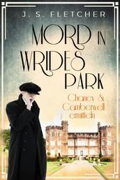 Mord in Wrides Park - Chaney & Camberwell ermitteln