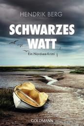 Schwarzes Watt - Ein Fall für Theo Krumme 4 - Ein Nordsee-Krimi