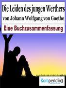 Alessandro Dallmann: Die Leiden des jungen Werther von Johann Wolfgang von Goethe ★