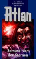 Hans Kneifel: Atlan 12: Samurai von den Sternen (Blauband) ★★★★★