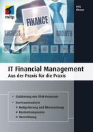 Fritz Kleiner: IT Financial Management ★★★