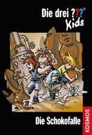Boris Pfeiffer: Die drei ??? Kids, 27,Die Schokofalle (drei Fragezeichen Kids) ★★★★★