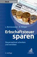 Ludger Bornewasser: Erbschaftsteuer sparen