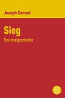 Joseph Conrad: Sieg ★★