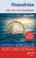 Reiner Osbild: Finanzkrise