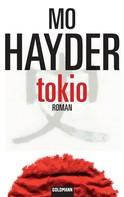 Mo Hayder: Tokio ★★★★