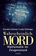 Coralie Colmez: Wahrscheinlich Mord ★★★★★