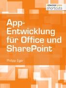 Philipp Eger: App-Entwicklung für Office und SharePoint