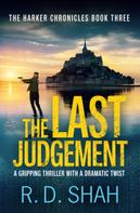 R.D. Shah: The Last Judgement ★★★