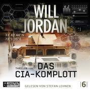 Das CIA Komplott - Ryan Drake 6 (Ungekürzt)