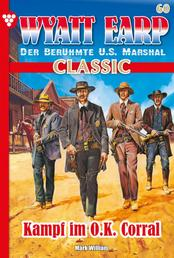 Wyatt Earp Classic 60 – Western - Kampf im O.K. Corral