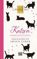 Shaun Usher: Katzen – Letters of Note ★★