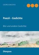 George Bacovia: Poezii - Gedichte