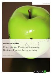 Konzepte zur Prozessoptimierung. Business Process Reengineering