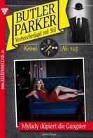 Günter Dönges: Butler Parker 125 – Kriminalroman ★★★★★