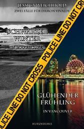 Schwarzer Winter in Roughcliffs - Zwei Fälle für Damon Vivaldi [Band 1 + 2]