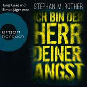 Ich bin der Herr deiner Angst - Hauptkommissar Jörg Albrecht ermittelt, Band 1 (Gekürzte Lesefassung)