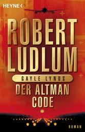 Der Altman-Code - Roman