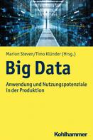Marion Steven: Big Data