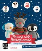 Ilaria Caliri: Tierisch süße Häkelfreunde im Winterwunderland ★★★★