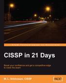 M. L. Srinivasan: CISSP in 21 Days
