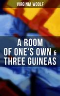 Virginia Woolf: A Room of One's Own & Three Guineas
