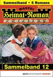 Heimat-Roman Treueband 12 - Sammelband - 5 Romane in einem Band