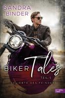Sandra Binder: Biker Tales: Geliebte des Feindes ★★★★