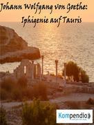 Yannick Esters: Iphigenie auf Tauris