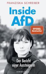 Inside AFD - Der Bericht einer Aussteigerin