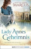 Martha Sophie Marcus: Lady Annes Geheimnis ★★★★