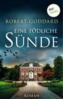 Robert Goddard: Eine tödliche Sünde ★★★