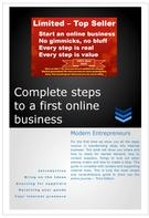 OnlineBusinessWorkz: Complete Steps to a First Online Business Modern Entrepreneurs 3rd Edition ★★★