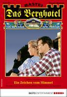 Verena Kufsteiner: Das Berghotel 208 - Heimatroman