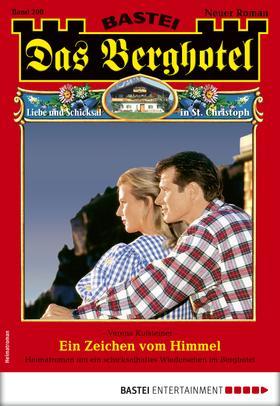 Das Berghotel 208 - Heimatroman