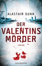 Der Valentinsmörder - Thriller - Ein Fall für Antonia Hawkins 2