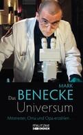 Mark Benecke: Das Benecke-Universum ★★★★