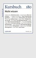 Armin Nassehi: Kursbuch 180