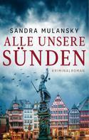 Sandra Mulansky: Alle unsere Sünden: Ein Fall für Jabassy ★★