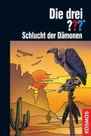 Marco Sonnleitner: Die drei ???, Schlucht der Dämonen (drei Fragezeichen) ★★★★
