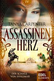 Assassinenherz: Der Schatz von Shalimar