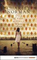 Charity Norman: Das Ende meiner Welt ★★★★★