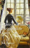 Marie Cordonnier: Die gefährliche Lady ★★★★