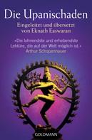 Eknath Easwaran: Die Upanischaden